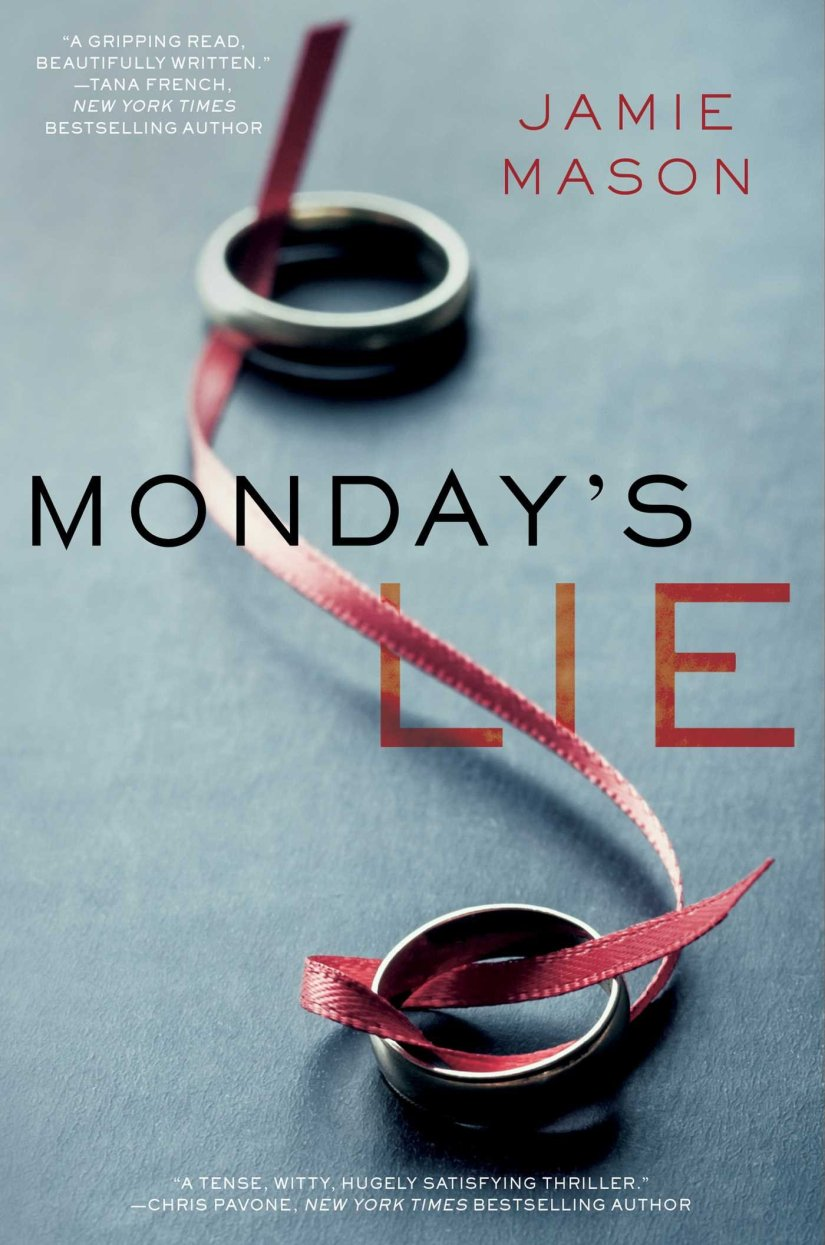 """Recommended Book: """"Monday's Lie,"""" by JamieMason"""