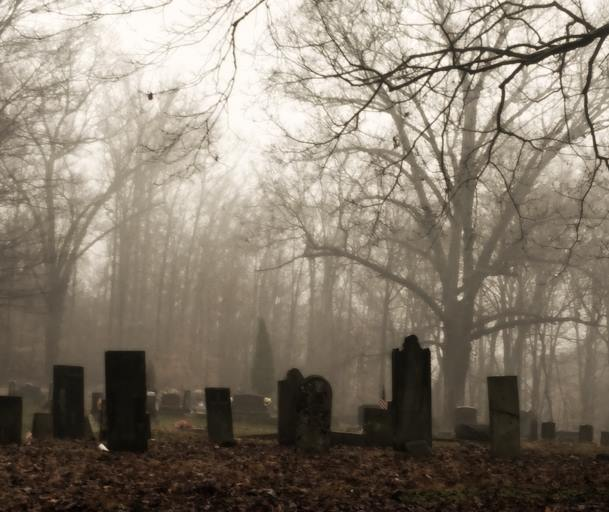 Writing Prompt: Imagine Life as a Ghost