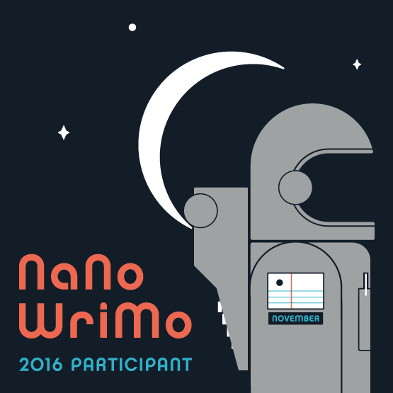 Prepping for NaNoWriMo!